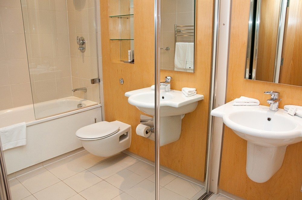 Pepys Serviced Apartments Tower Hill - The City of London - Bathroom