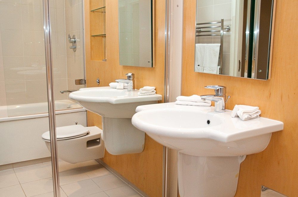 Pepys Serviced Apartments Tower Hill - The City of London -Bathroom 3