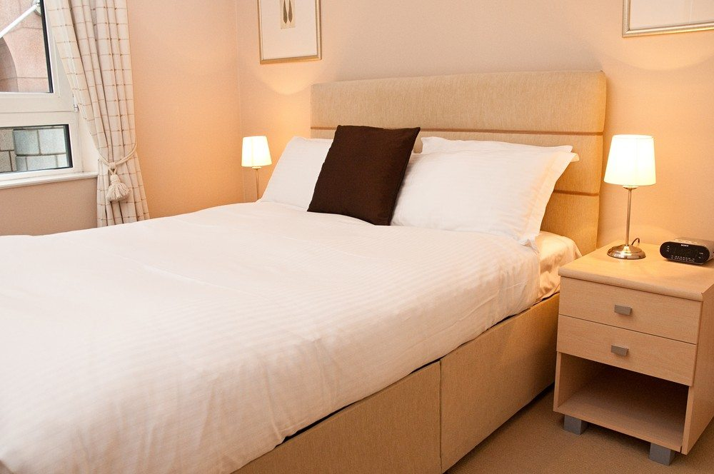 Pepys Serviced Apartments Tower Hill - The City of London - Bedroom