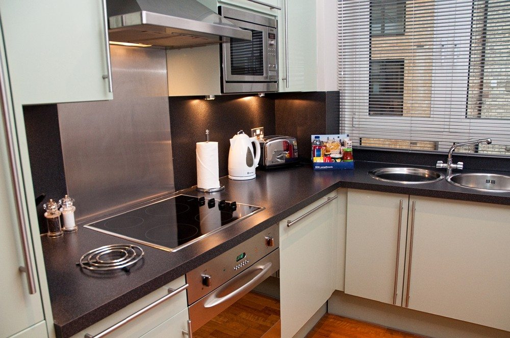 Pepys Serviced Apartments Tower Hill - The City of London -Kitchen