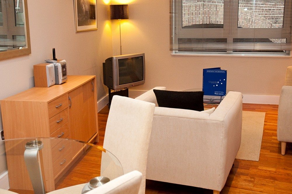 Pepys Serviced Apartments Tower Hill - The City of London -Living Room 2