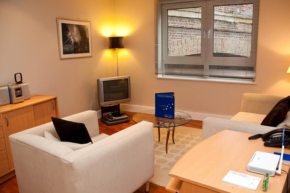 Pepys Serviced Apartments Tower Hill - The City of London -Living Room 3