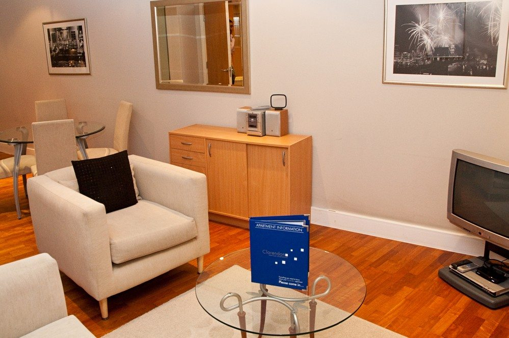 Pepys Serviced Apartments Tower Hill - The City of London -Living Room 4
