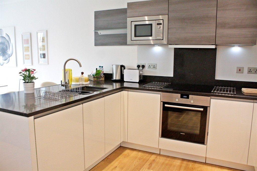 Portobello Road Serviced Apartments - Notting Hill London - Kitchen