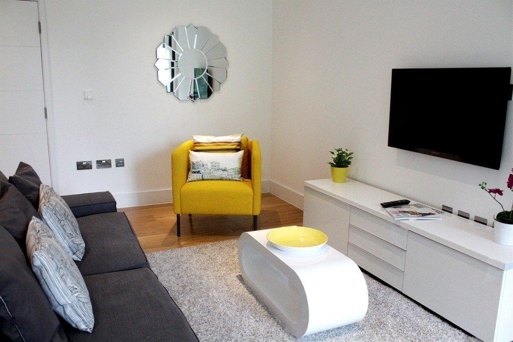 Portobello Road Serviced Apartments - Notting Hill London - Living Room