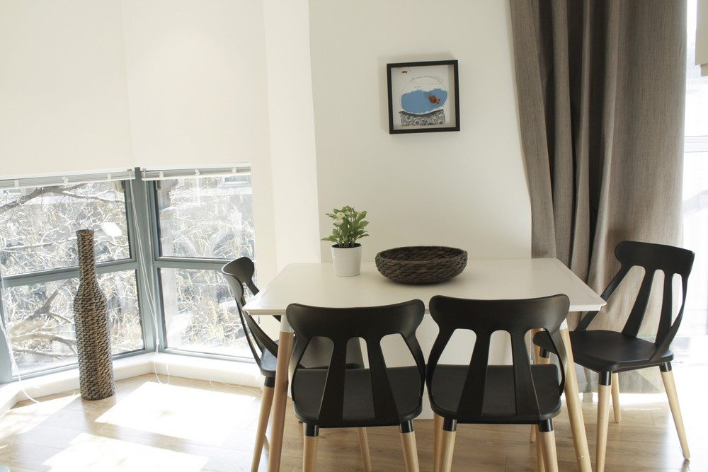 Shard-View-Apartments-Monument---The-City-of-London---dining-area-one-bedroom