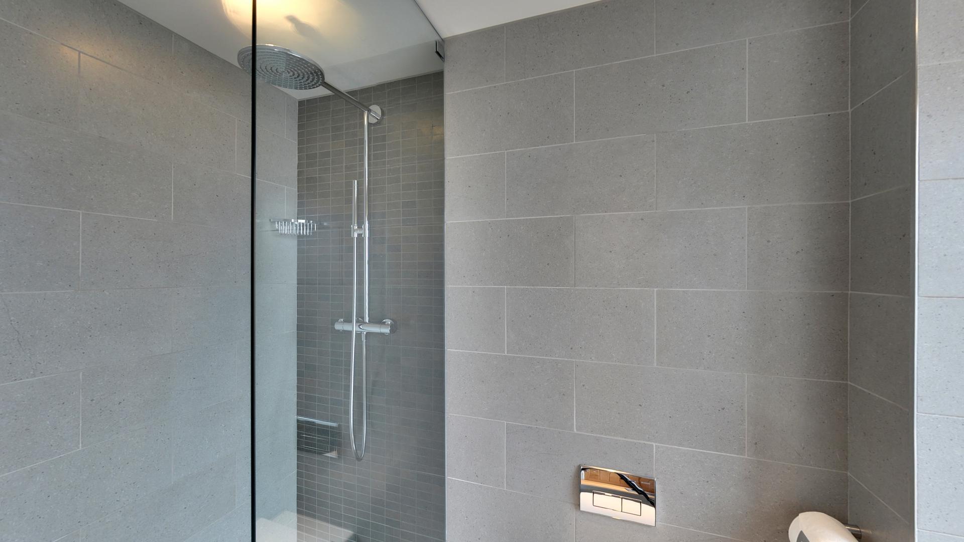 Marylebone Serviced Apartments Central London bathroom Urban Stay