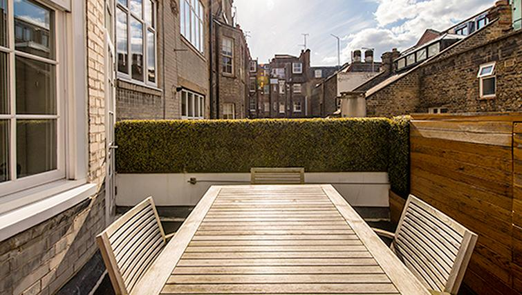 Marylebone Serviced Apartments Central London with terrace Urban Stay