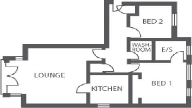 Short-Stay-Apartments-Reading-corporate-serviced-apartments-UK---Tamesis-Place-floorplan-|-Urban-Stay