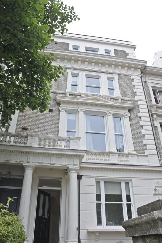 Cambridge-Gardens-Serviced-Accommodation-Notting-Hill-London---Urban-Stay---building-exterior