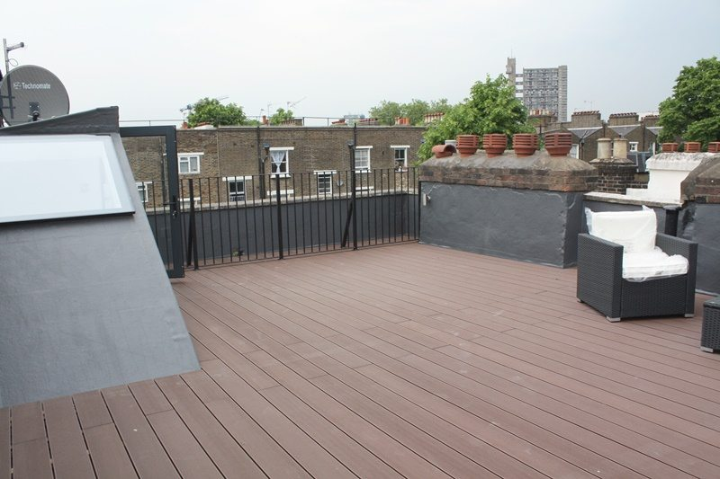 Cambridge Gardens Serviced Accommodation Notting Hill London - Urban Stay - roof terrace
