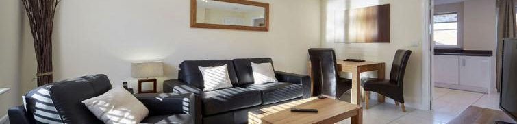 Harcourt Place Oxford Serviced Apartments UK - Urban Stay corporate accommodation