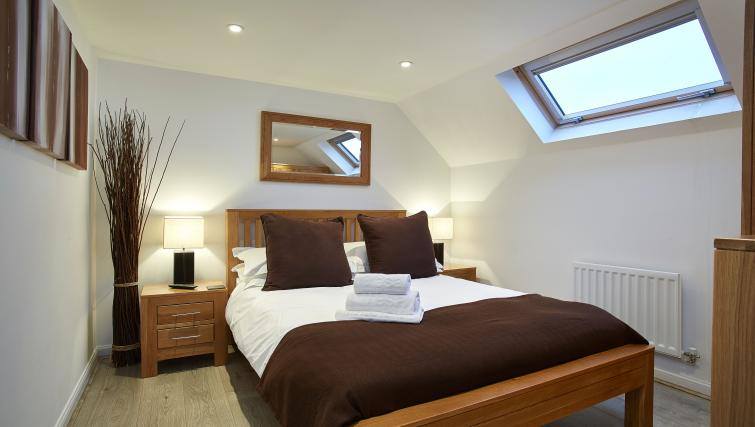 Harcourt Place Oxford Serviced Apartments UK - Urban Stay corporate accommodation - bedroom 2