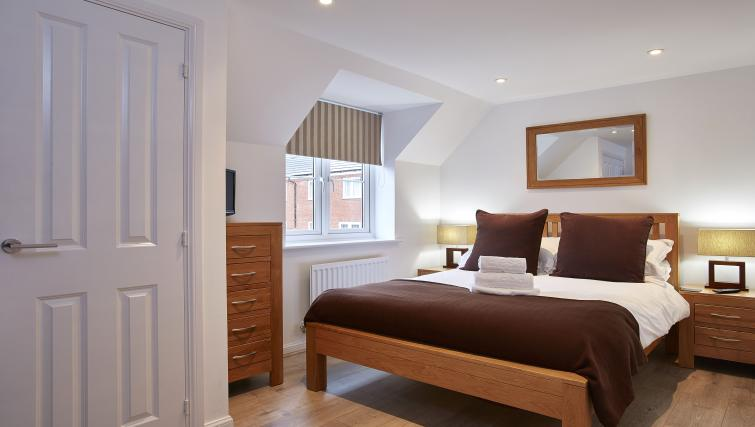 Harcourt Place Oxford Serviced Apartments UK - Urban Stay corporate accommodation - bedroom 4