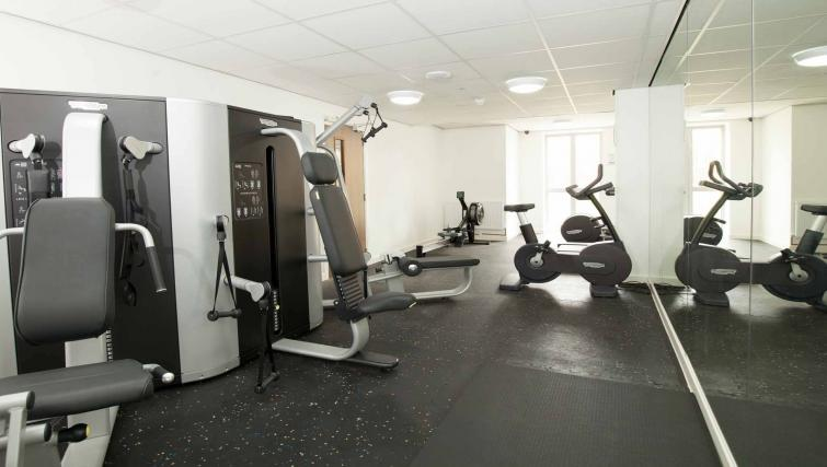 Park-House-Luton-Serviced-Apartments-UK---Urban-Stay-corporate-accommodation---fitness-studio
