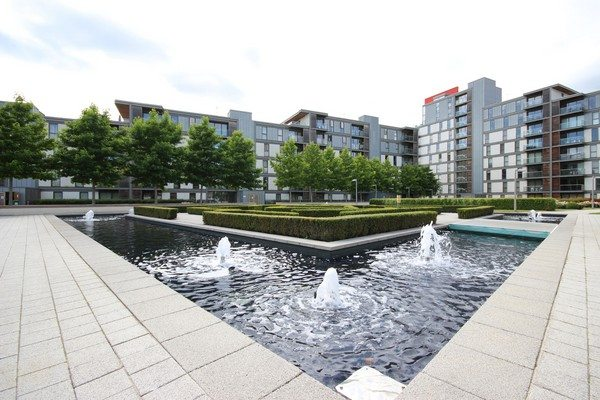 Vizion-Short-Stay-Apartments-Milton-Keynes-UK---Urban-Stay-corporate-accommodation---garden-3
