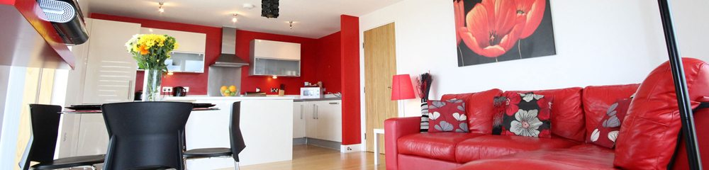 Vizion Short Stay Apartments Milton Keynes UK - Urban Stay corporate accommodation