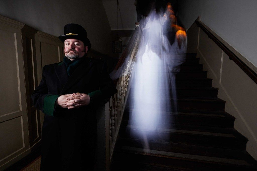 Great Halloween Events London 2016 - Hampton Court Palace Ghost Tours