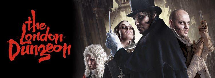 Great Halloween Events London 2016 - The London Dungeons at London Bridge