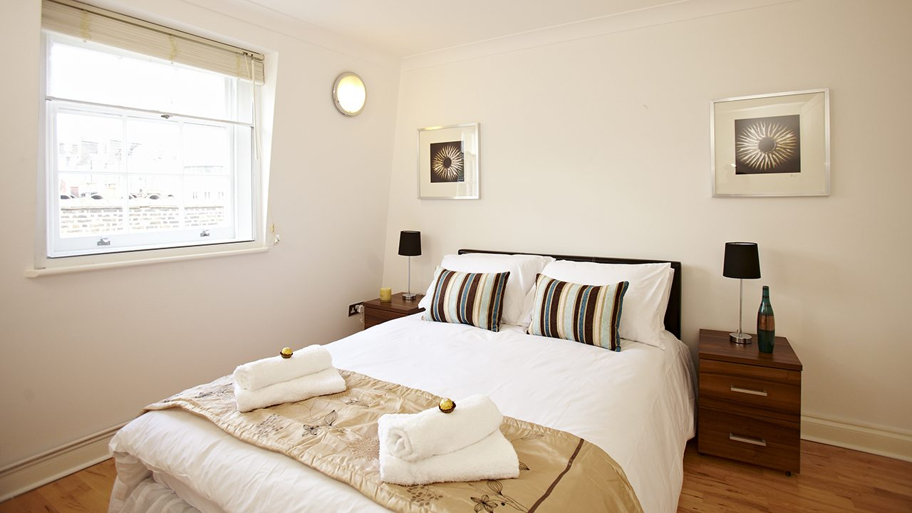 London-Victoria-Apartments-Westminster---Urban-Stay-Corporate-Accommodation---bedroom