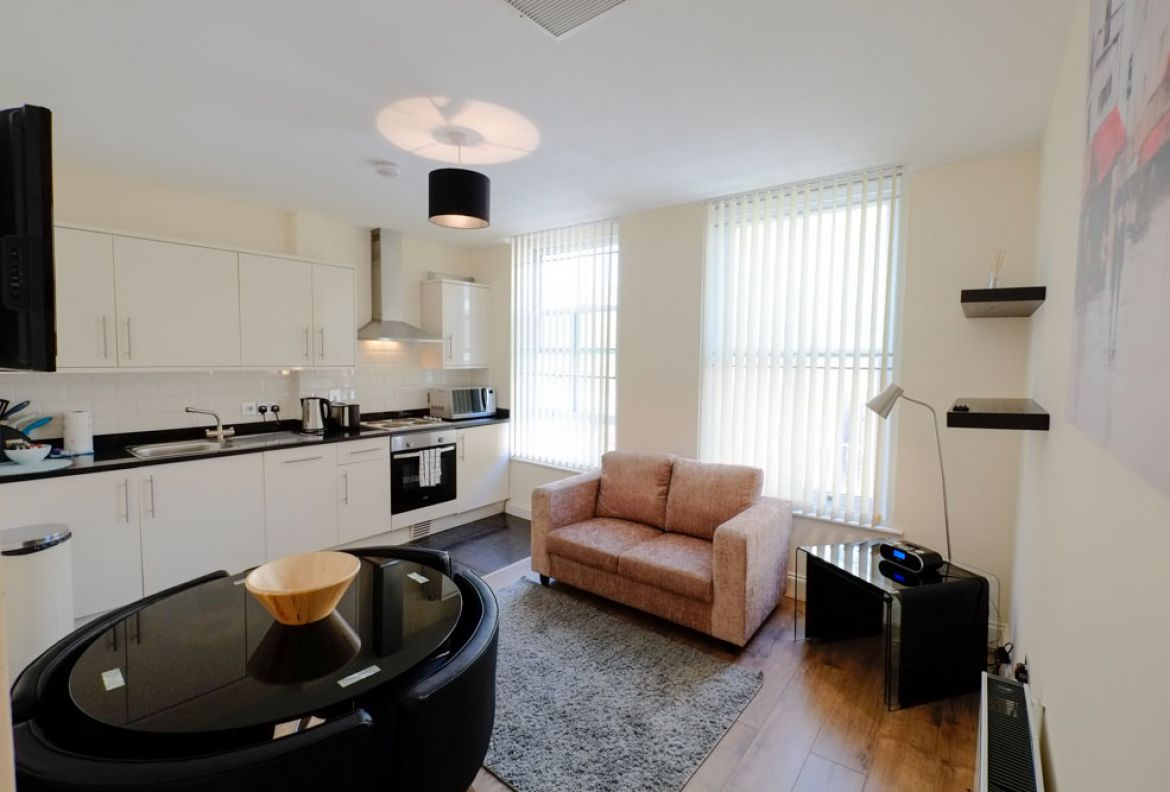 Shoreditch Short Stay Apartments London UK - Urban Stay serviced apartments