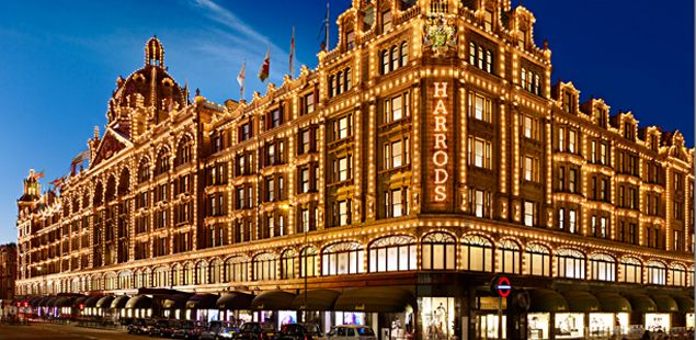 Top 10 Interesting Facts About London - Harrods sold cocaine to customers up until 1916