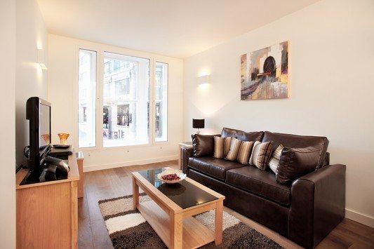 Liverpool Street Apartments London - Corporate Accommodation London Liverpool Street - Urban Stay