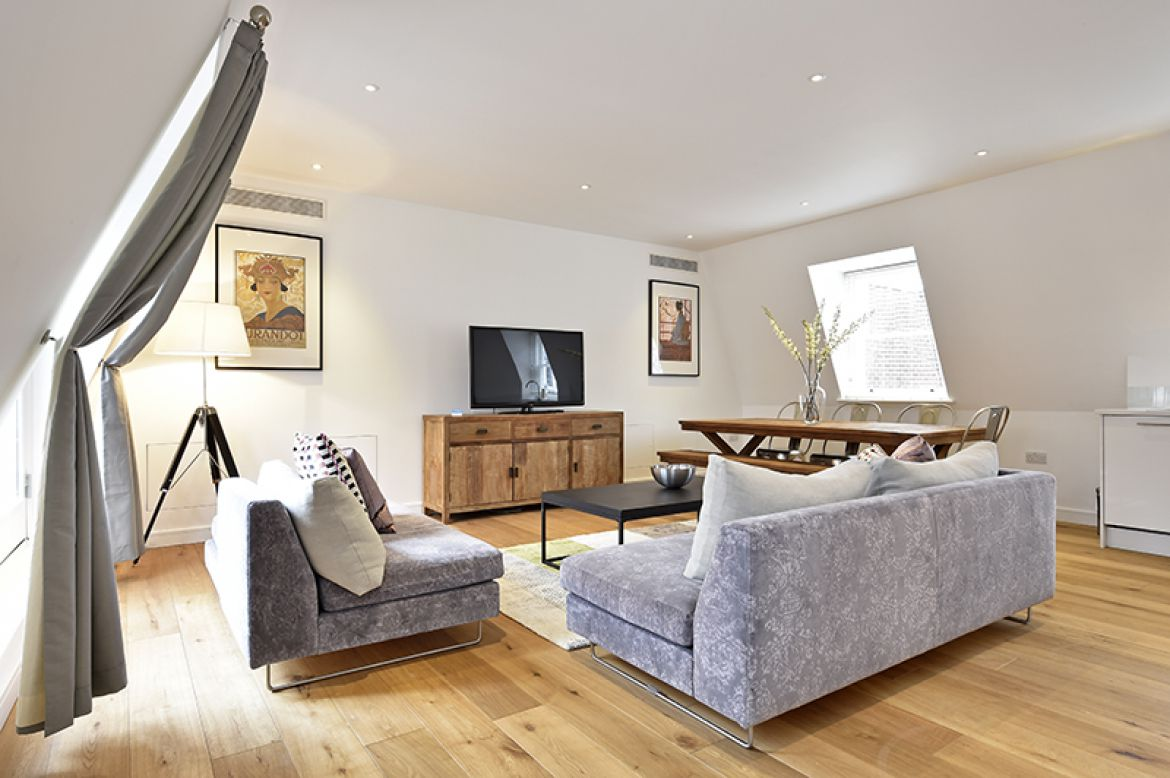 Luxury Serviced Apartments London - Luxury Accommodation - Short Stay Apartments London 2