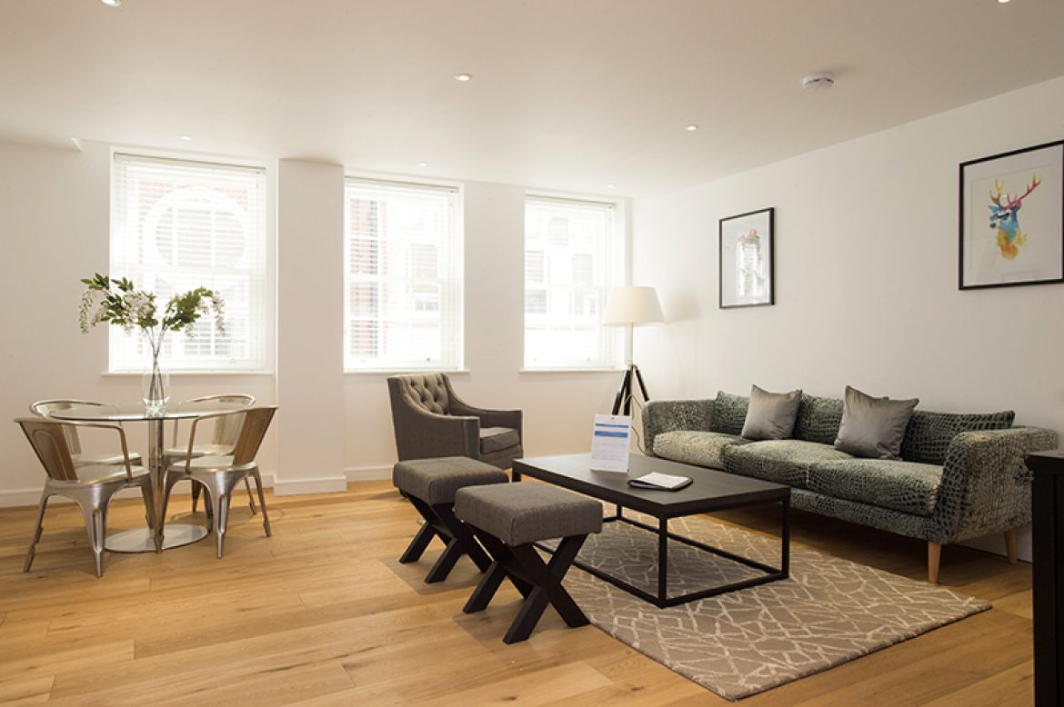 Luxury Serviced Apartments London - Luxury Accommodation - Short Stay Apartments London