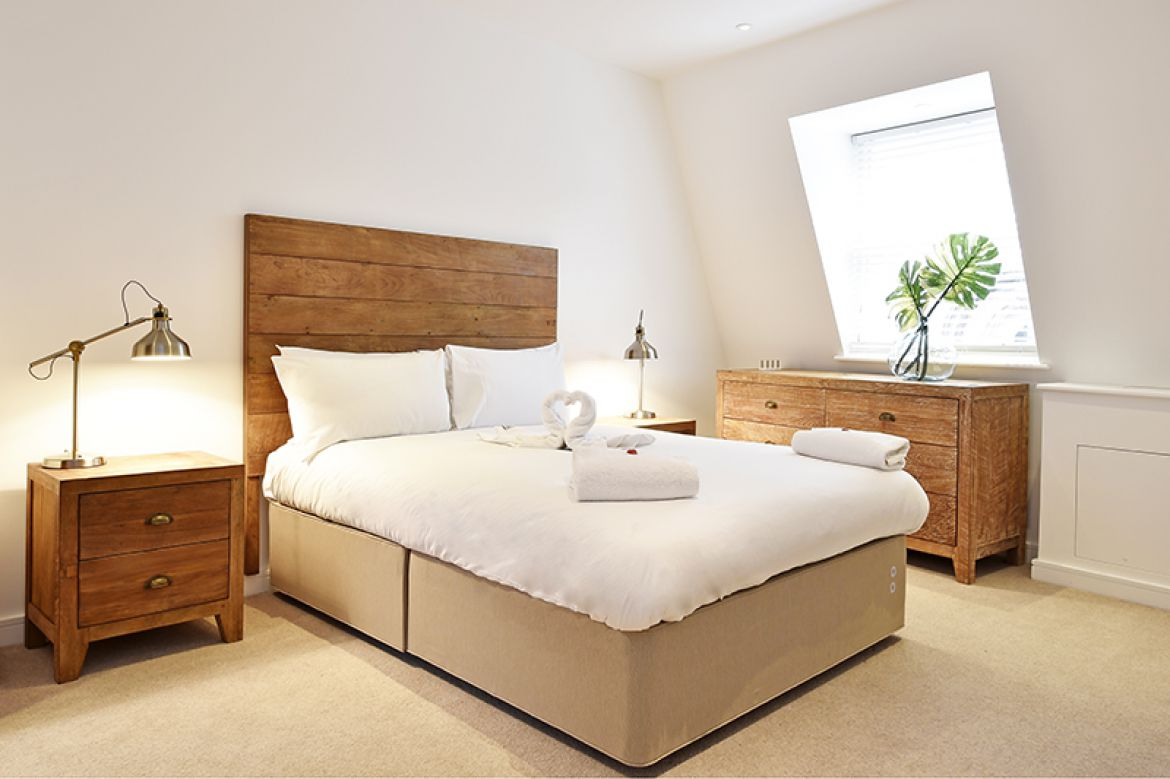 Luxury Serviced Apartments London - Luxury Accommodation - Short Stay Apartments London 3