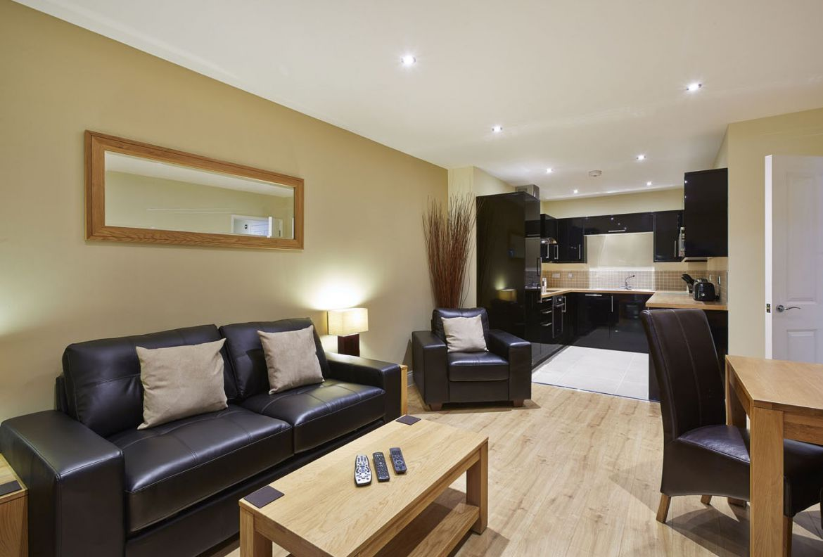 Southampton Serviced Apartments - Corporate Accommodation Southampton UK - Urban Stay