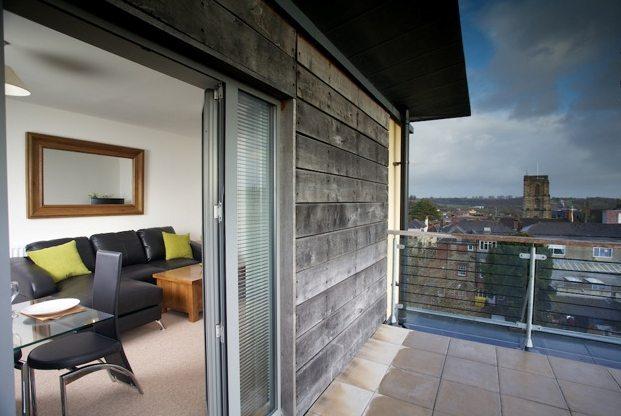 Yeovil Short Stay Apartments - Serviced Accommodation Yeovil UK - Urban Stay 3