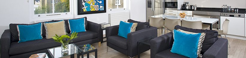 Luxury Apartments London - Nevern Place Apartments Kensington - Urban Stay