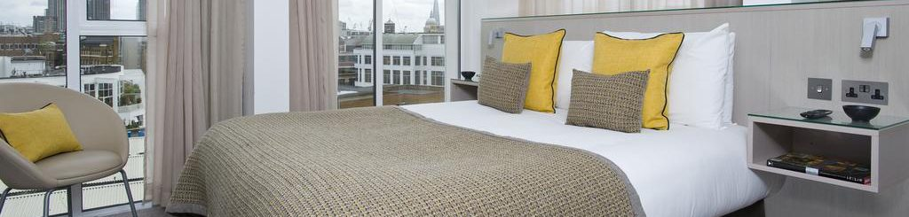 The Rosebury Aparthotel Clerkenwell London - Urban Stay Corporate Accommodation
