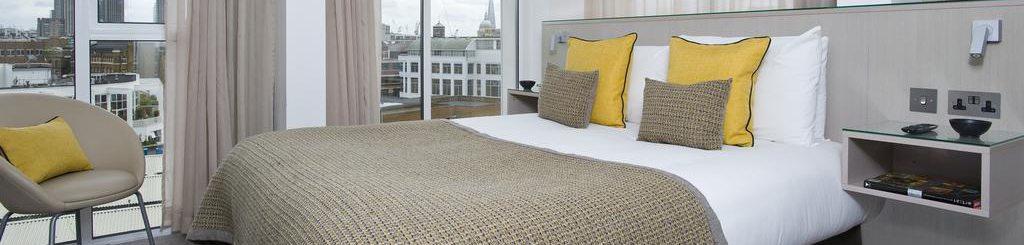The Rosebury Aparthotel Clerkenwell London - Urban Stay Corporate Accommodation