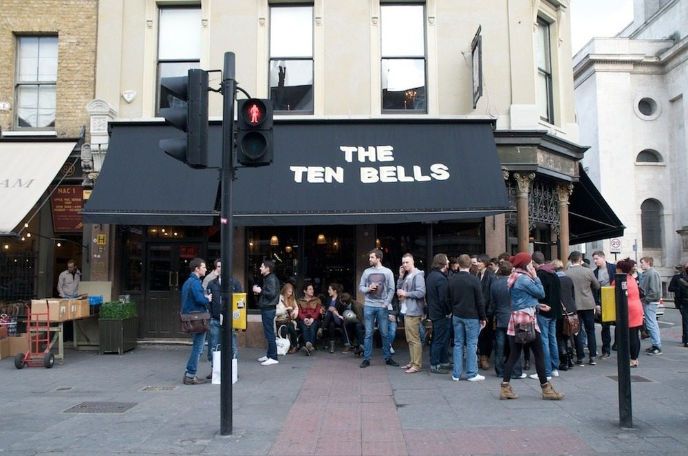 Best Pubs Spitalfields London City