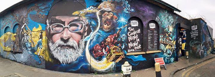 Brick Lane Graffiti Street Art Shoreditch London