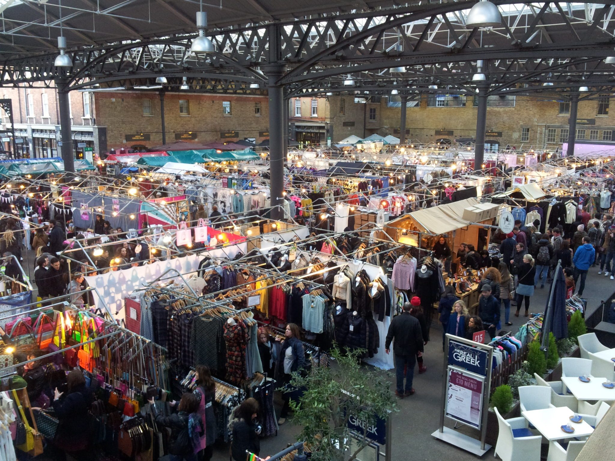 Old Spitalfields Market London Best Shopping