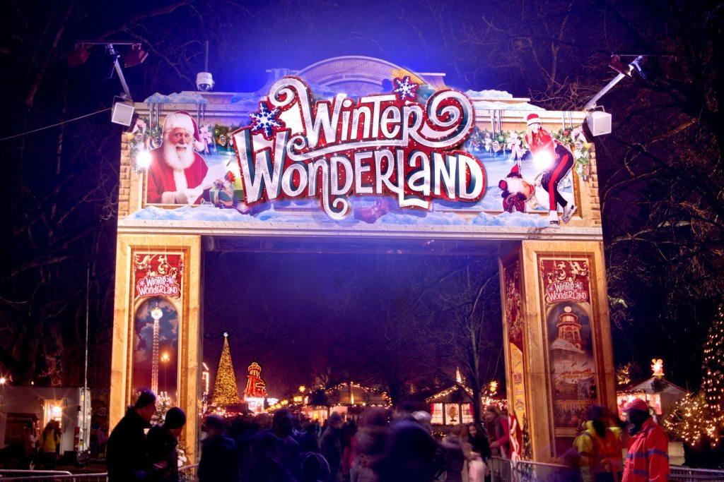 Top 8 Christmas Activities London - Winter Wonderland London Hyde Park