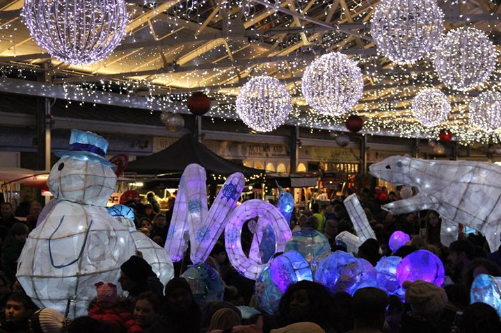 Best London Christmas Shopping Greenwich Market South London