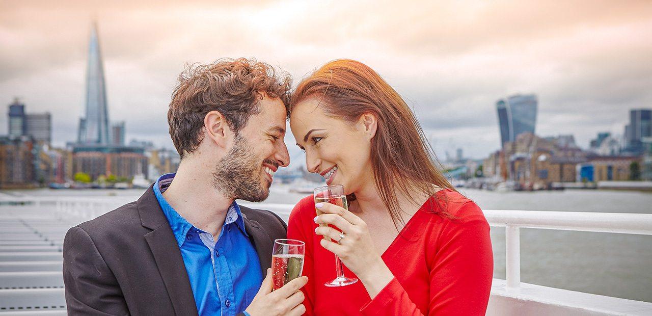 Great Valentine's Day Ideas London - Romantic River Cruises