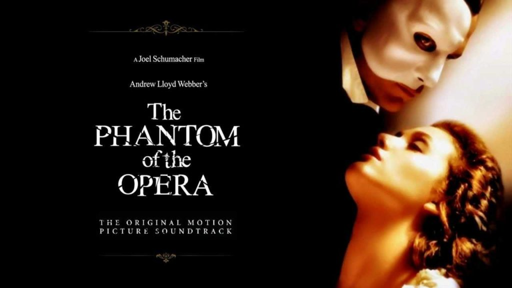 The Phantom of The Opera - Romatic Valentine's Shows London