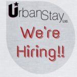 We're Hiring! Operations Manager Assistant - London City E1 | Urban Stay