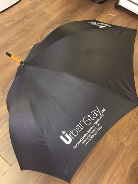 Rainy in London? Grab a Free Umbrellas staying in our London Serviced Apartments! | Urban Stay