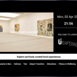 Urban Stay Launches London Serviced Apartments with PoddApp In-Room Tablets