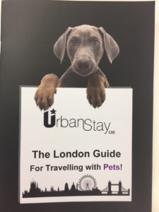 FREE Pet welcome pack with Urban Stay pet friendly apartments London