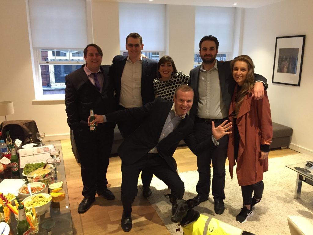 Urban Stay Serviced Apartments London - summer party 2017