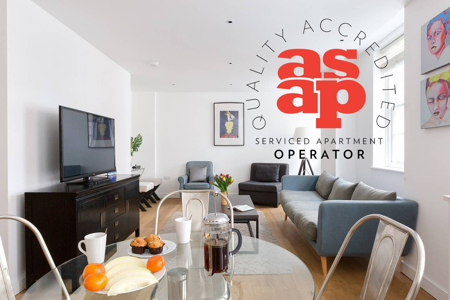 Urban Stay Serviced Apartments London ASAP Quality Accredited