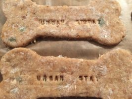 Urban Stay Dog Friendly Serviced Apartments London Homebaked Customised Personalised Dog Biscuits 2