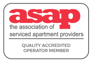 ASAP Quality Accredited Serviced Apartments London UK